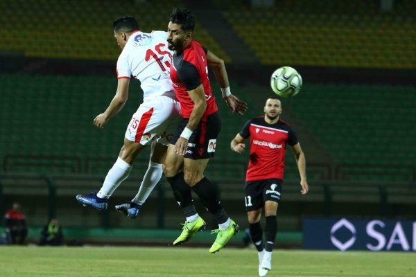 تشكيل الزمالك وطلائع الجيش المتوقع في نصف نهائي كأس مصر