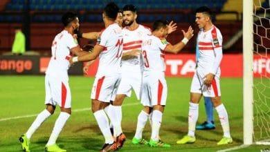 ترتيب الدوري المصري اليوم بعد فوز الزمالك والأهلي