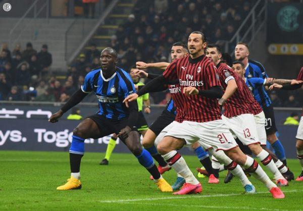 بث مباشر مباراة إنتر ميلان ضد ميلان في كأس إيطاليا