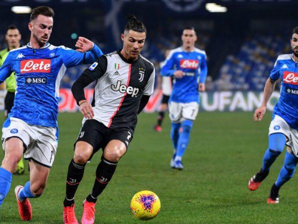مشاهدة مباراة يوفنتوس ضد نابولي بث مباشر 20-01-2021