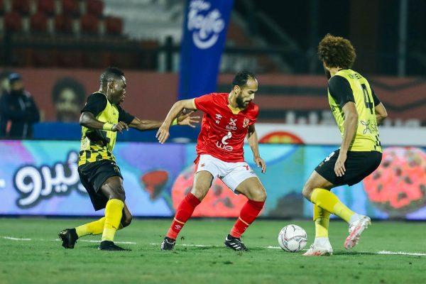 وليد سليمان خارج قائمة الأهلي بمونديال الأندية للإصابة