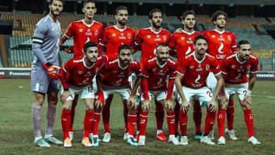 تشكيل الأهلي ضد المقاولون العرب