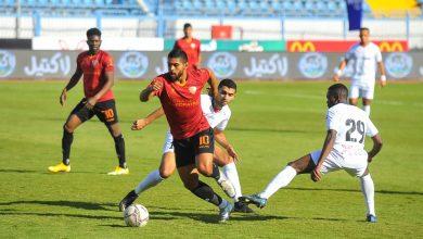 نتيجة وأهداف مباراة سيراميكا كليوباترا ضد طلائع الجيش