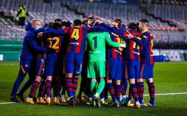 مشاهدة مباراة برشلونة ضد إلتشي بث مباشر 24-01-2021