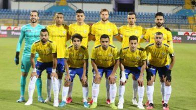نتيجة مباراة غزل المحلة ضد الإسماعيلي في الدوري المصري