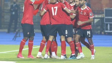 موعد مباراة الأهلي وسيراميكا كليوباترا والقنوات الناقلة في الدوري المصري