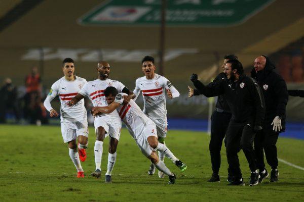 بث مباشر مباراة الزمالك وأسوان في الدوري المصري