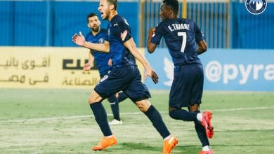 نتيجة مباراة بيراميدز والاتحاد الليبي بالكونفيدرالية الأفريقية