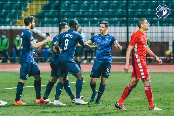 بيراميدز يواجه ار سي أبيدجان في كأس الكونفدرالية الأفريقية