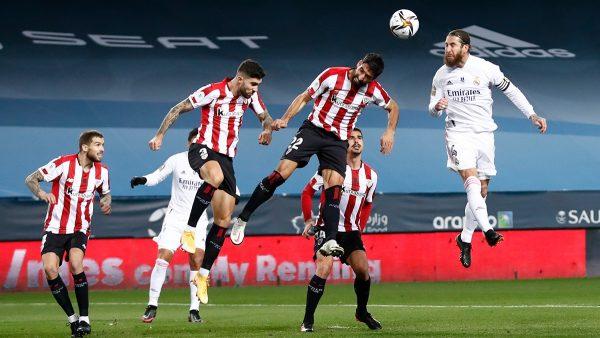 شاهد أهداف مباراة ريال مدريد ضد أتلتيك بيلباو في السوبر الإسباني