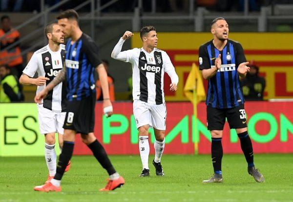 مشاهدة مباراة يوفنتوس ضد انتر ميلان بث مباشر 17-01-2021