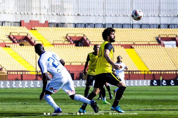نتيجة مباراة الإنتاج الحربى ضد سموحة بالدوري المصري