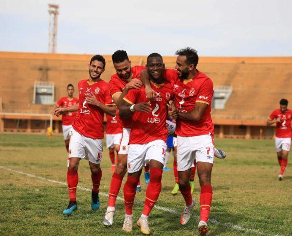 مجموعة الأهلي في دوري أبطال إفريقيا 2021