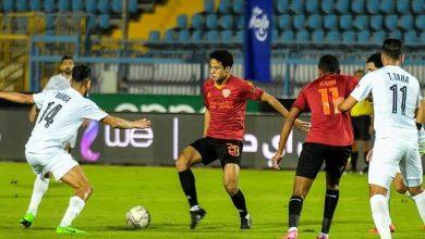 نتيجة مباراة إنبي ضد سيراميكا كليوباترا بالدوري المصري