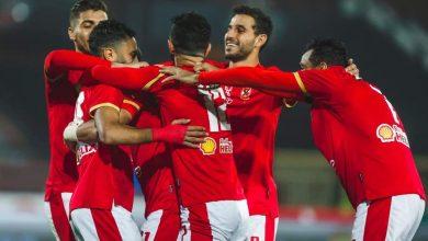 تشكيل مباراة الأهلي ضد الإنتاج الحربى في الدوري المصري
