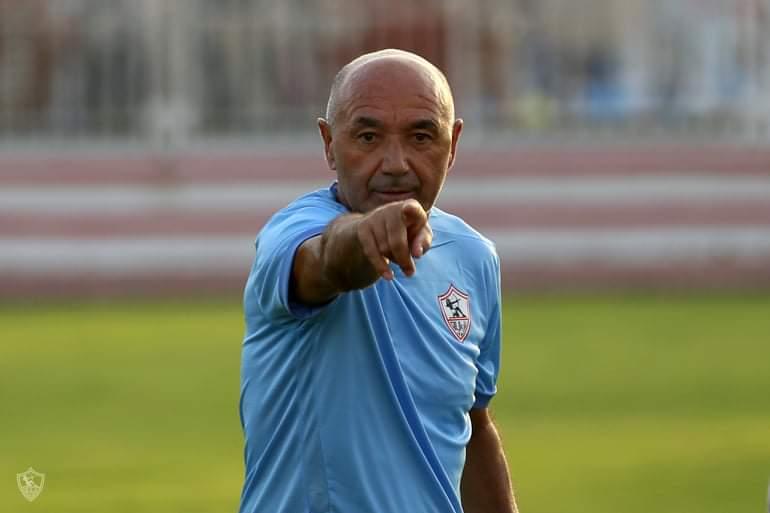 جايمي باتشيكو   سعداء بالفوز والمصري فريق منظم