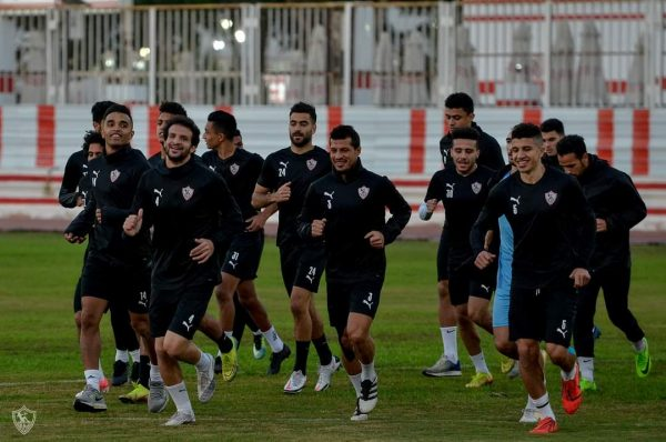 موعد مباراة الزمالك القادمة ضد أسوان في الدوري المصري