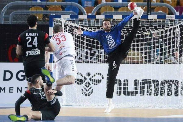 نتيجة مباراة منتخب مصر لكرة اليد ضد روسيا