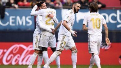 نتيجة مباراة ريال مدريد ضد ألكويانو في كأس ملك إسبانيا