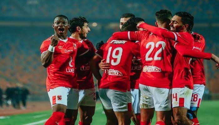 التشكيل الرسمي لمباراة الأهلي وسيراميكا كليوباترا في الدوري المصري