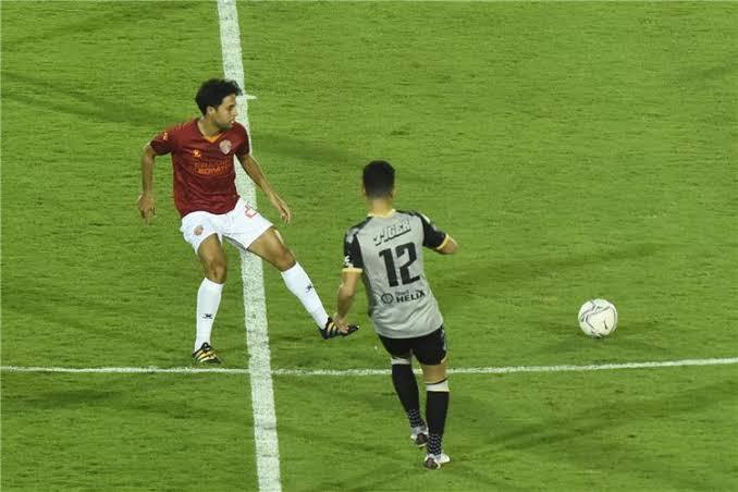 نتيجة مباراة الأهلي ضد سيراميكا كليوباترا في الدوري المصري