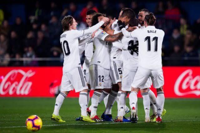 نتيجة مباراة ريال مدريد ضد ديبورتيفو ألافيس في الدوري الإسباني