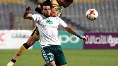 نتيجة مباراة المصري ضد الإنتاج الحربي في الدوري المصري
