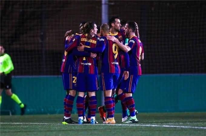 التشكيل المتوقع لمباراة برشلونه ضد التشي في الدوري الاسباني