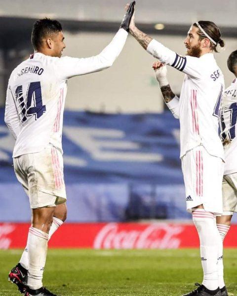 أهداف مباراة ريال مدريد ضد ديبورتيفو ألافيس في الدوري الإسباني