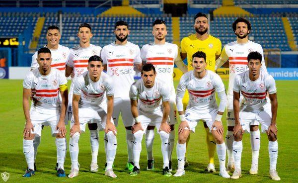 التشكيل المتوقع لمباراة الزمالك وطلائع الجيش في الدوري المصري