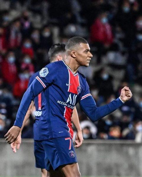 نتيجة مباراة باريس سان جيرمان ضد مونبيلييه في الدوري الفرنسي