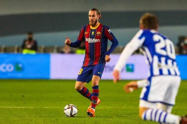 نتيجة مباراة برشلونة ضد ريال سوسيداد في كأس السوبر الإسباني