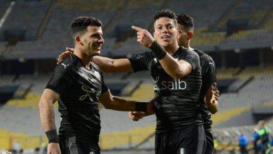 تشكيل الزمالك المتوقع لمباراة الجونة في الدوري المصري