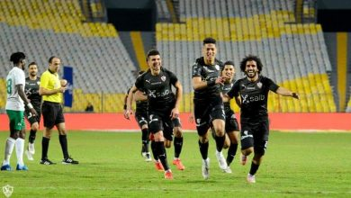 التشكيل المتوقع لمباراة الزمالك ضد أسوان في الدوري المصري
