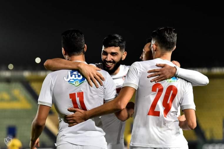 موعد مباراة الزمالك والجونه والقنوات الناقلة في الدوري المصري