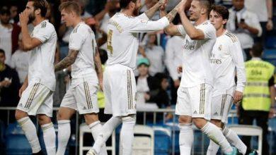 التشكيل المتوقع لمباراة ريال مدريد ضد الافيس في الدوري الاسباني