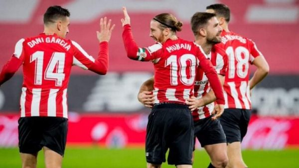 نتيجة وأهداف مباراة أتلتيكو بلباو ضد خيتافي في الدوري الإسباني