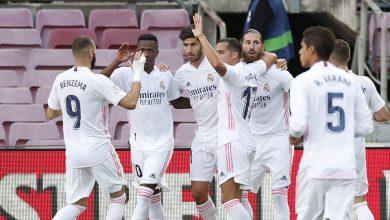 نتيجة مباراة ريال مدريد اليوم ضد بلد الوليد في الدوري الإسباني