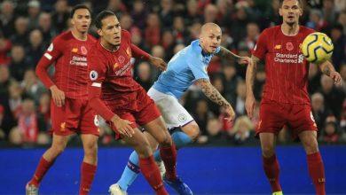 مشاهدة مباراة ليفربول ضد إيفرتون بث مباشر 20-02-2021