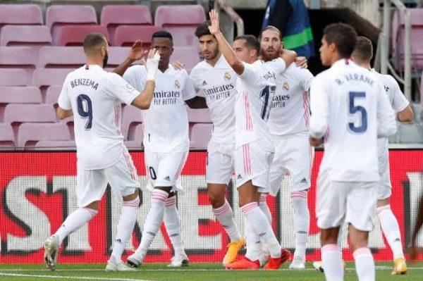 مشاهدة مباراة ريال مدريد وخيتافي بث مباشر 09-02-2021