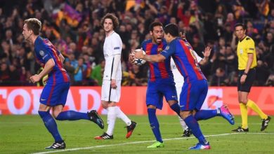موعد مباراة برشلونة وباريس سان جيرمان في ذهاب دور ال16 بدوري أبطال أوروبا والقنوات الناقلة