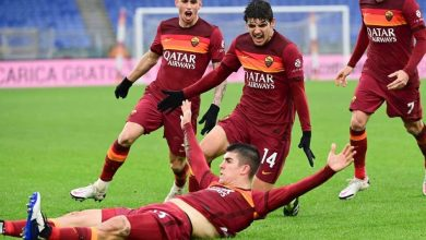 بث مباشر مشاهدة مباراة روما وسبورتينج براجا اليوم 18-02-2021