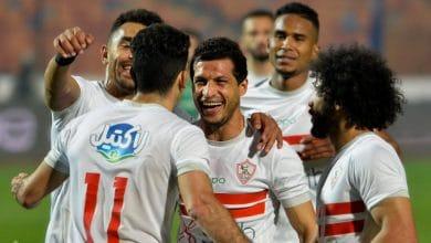 مشاهدة مباراة الزمالك ضد مولودية الجزائر بث مباشر 12-02-2021