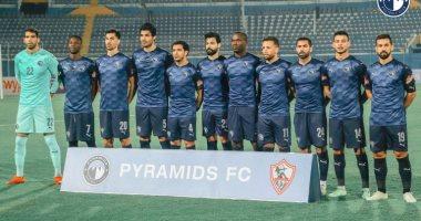 قائمة بيراميدز لمباراة الجونة في الدوري المصري