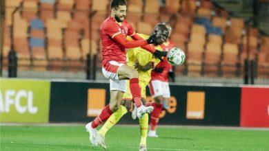 نتيجة مباراة الأهلي ضد المريخ السوداني في دوري أبطال أفريقيا