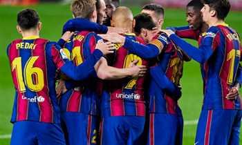 نتيجة مباراة برشلونه ضد أشبيليه في الدوري الإسباني