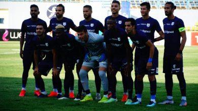 نتيجة مباراة الإنتاج الحربي ضد إنبي بالدوري المصري