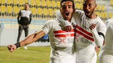 أهداف مباراة الزمالك اليوم ضد الاتحاد السكندري في الدوري المصري