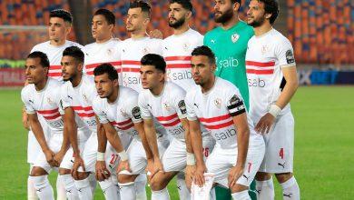 موعد مباراة الزمالك القادمة ضد الاتحاد السكندري في الدوري المصري