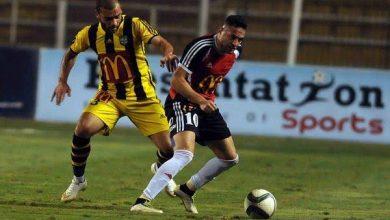 نتيجة مباراة طلائع الجيش اليوم ضد المقاولون العرب في الدوري المصري